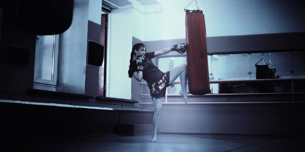 Martial arts are a great way to help children learn self-defense